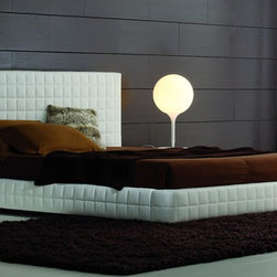 Alix Bed by Rossetto -