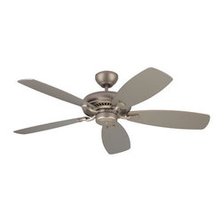"Monte Carlo - Monte Carlo Designer Max 5 Bladed 52"" Indoor Ceiling Fan - Energy Star Rated and - Features:"
