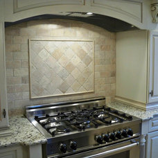 traditional kitchen cabinets by Perih Supply Solutions