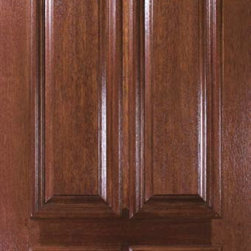 "Pre-hung Entry Single Door 96 Wood Mahogany 6 Panel Solid - SKU#    PD8310-DP86P1Brand    GlassCraftDoor Type    ExteriorManufacturer Collection    Solid Panel Entry DoorsDoor Model    Door Material    WoodWoodgrain    MahoganyVeneer    Price    1705Door Size Options    36"" x 96"" (3'-0"" x 8'-0"")  $0Core Type    Door Style    Square TopDoor Lite Style    Door Panel Style    6 PanelHome Style Matching    Door Construction    PortobelloPrehanging Options    PrehungPrehung Configuration    Single DoorDoor Thickness (Inches)    1.75Glass Thickness (Inches)    Glass Type    Glass Caming    Glass Features    Glass Style    Glass Texture    Glass Obscurity    Door Features    Door Approvals    Wind-load Rated , FSC , TCEQ , AMDDoor Finishes    Door Accessories    Weight (lbs)    369Crating Size    25"" (w)x 108"" (l)x 52"" (h)Lead Time    Slab Doors: 7 Business DaysPrehung:14 Business DaysPrefinished, PreHung:21 Business DaysWarranty    One (1) year limited warranty for all unfinished wood doorsOne (1) year limited warranty for all factory?finished wood doors"