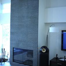 Contemporary Floor Tiles by Specstones Studio