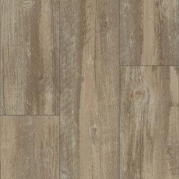 Vinyl / Waterproof Flooring - Supreme Click Elite Waterproof LVT Click Together Vinyl Plank Old West Hickory