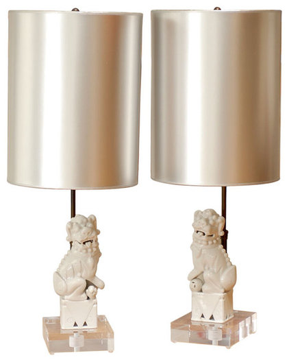 Asian Table Lamps by 1stdibs
