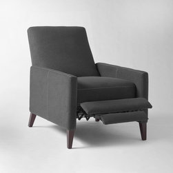 Sedgwick Recliner - It's a recliner! My husband would be delighted to add this to our home.