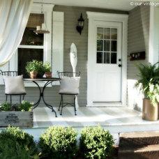 Gable / Front Porch
