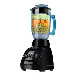 BLACK & DECKER - B&D BLC10650HB BLK BLENDER 10 SPEED CYCLONE 48OZ GLASS JAR - B&D BLC10650HB BLK BLENDER 10 SPEED CYCLONE 48OZ GLASS JAR