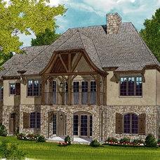 House Plan chp-45517 at COOLhouseplans.com