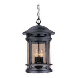 """Designers Fountain - Designers Fountain 2394-ORB 3 Light 11"""" Cast Aluminum Hanging Lantern from the S - Features:"""