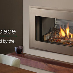 Crave Series Gas Fireplace by Heatilator - The Crave Gas Fireplace by Heatilator provides modern luxury at an affordable price, All of the essentials for a complete modern design come standard. Multiple upgrade options also let you accent your style and personalize your look. It's an easy choice.