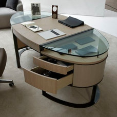 Contemporary Desks And Hutches by Planum