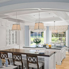 Made in heaven: Baby Blue Kitchen
