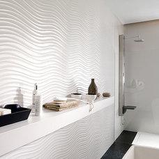 Modern Tile by Urbanata