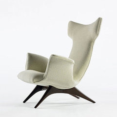 Vladimir Kagan Ondine Arm Chair