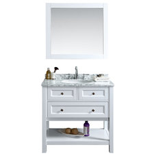 Transitional Bathroom Vanities And Sink Consoles by Ari Kitchen and Bath