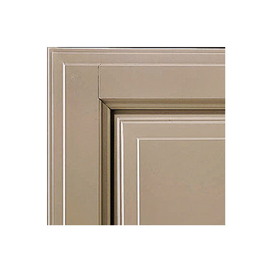 Maple Paint Finishes from Wellborn Cabinet - Pebble