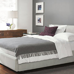 Wyatt bed with storage drawer by R&B -