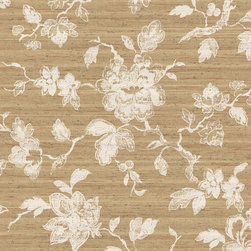 York Wallcoverings - GN2432 Wallpaper, Double Roll - Prepasted: Paste has already been applied to the back of the wallpaper and is activated with water.