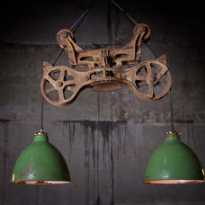 Farmhouse Pendant Lighting by AES Mobile Studios