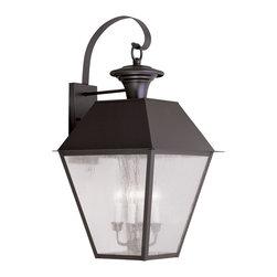 Livex Lighting - Livex Lighting 2172-07 Outdoor Lighting/Outdoor Lanterns - Livex Lighting 2172-07 Outdoor Lighting/Outdoor Lanterns