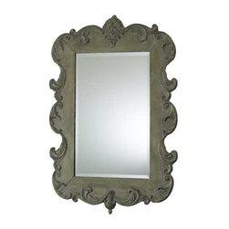 Vintage French Mirror - Vintage French Mirror