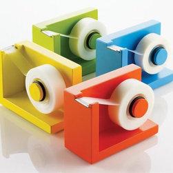 Stikit Tape Dispenser in 4 colors -