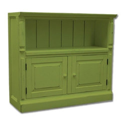 Trade Winds - New Trade Winds Sideboard Green Painted - Product Details