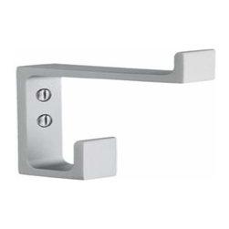 Smedbo - Smedbo Coat Hook Aluminum Height 2 7/8 Inch - Smedbo Coat Hook Aluminum Height 2 7/8 Inch