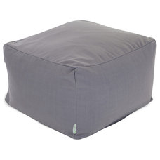 Modern Ottomans And Cubes by Majestic Home Goods
