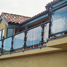 by MASTER IRONWORKS - Beverly Hills - 310.844.6250
