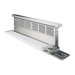 "Viking 48"" Downdraft Ventilation System With Controls Stainless 