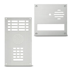 INTERCOM COVER PLATES