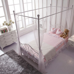 Childrens bedroom furniture - The Ballet bed, every little girls dream....