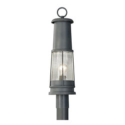 Murray Feiss - Murray Feiss Chelsea Harbor Traditional Outdoor Post Lantern Light X-CTS8018LO - Murray Feiss Chelsea Harbor Traditional Outdoor Post Lantern Light X-CTS8018LO