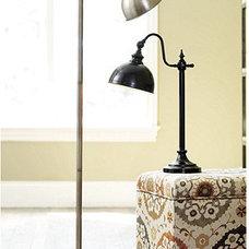 Traditional Floor Lamps by Ballard Designs