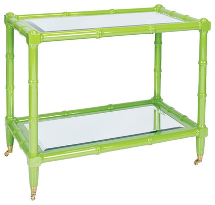 Eclectic Bar Carts by Zinc Door