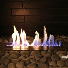 Contemporary Fire Pits by Moda Flame