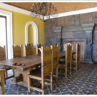 Handmade cement tiles - CEMENT TILES DESCRIPTION