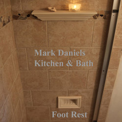 Recessed Bathroom Tile Niches