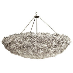 contemporary chandeliers by ironies.com