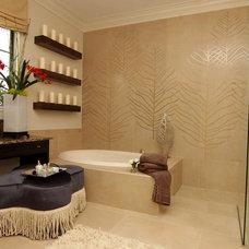 Bathroom by Masterpiece Design Group