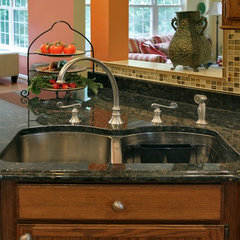 traditional kitchen sinks by Kingston Design Remodeling