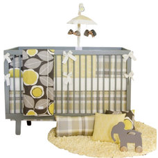 Contemporary Baby Bedding by Tiny Totties
