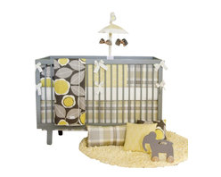 Glenna Jean - Brea 3-Piece Crib Bedding Set - The perfect nursery for your little princess! The Brea Baby Crib Bedding Set by Glenna Jean adds a magnificent touch to your little girl's room. Beautiful velvet fabrics, embroidered taffetas, and rich ribbon are hand patched with ribbon accents and trimmed with a finely looped ribbon cord. Floor length crinkle crib skirt adds to the luxurious look. A classic design, Ribbons and Roses will make baby's space sparkle, and become a treasured family heirloom to remind you of this joyous time.
