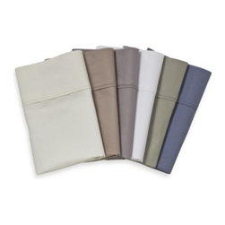 Eucalyptus Origins - Eucalyptus Origins Tencel Sheet Set - Woven from revolutionary Tencel fibers, these durable and luxurious sheets provide an exceptional sleep experience unlike any other. With a pleasantly soft hand, these sheets feel silky-smooth and keep you dry and comfortable all night long.