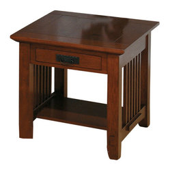 Jofran Viejo End Table