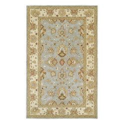 Kaleen Heirloom Heather Rug