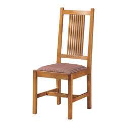 Stickley Spindle Side Chair 89/91-330-A -