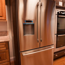 Traditional Refrigerators And Freezers by LumberTown