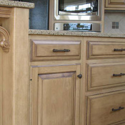 Outdoor Cabinets - Cabinets by Seifert Woodcrafts