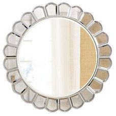 Eclectic Mirrors by Williams-Sonoma Home